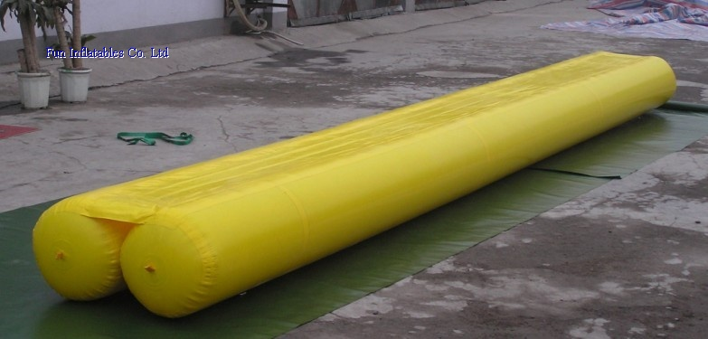 inflatable single bridge