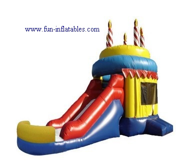 inflatable birthday bouncer