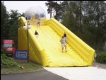 zorb ball and ramp