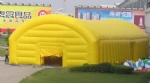 inflatable tent/warehouse
