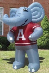 inflatable elephant cartoon