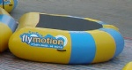 inflatable small trampoline