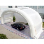 inflatable car warehouse tent