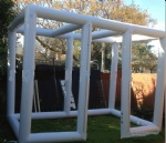Inflatable sukkah
